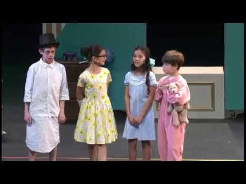 James Monroe Elementary School presents: Peter Pan