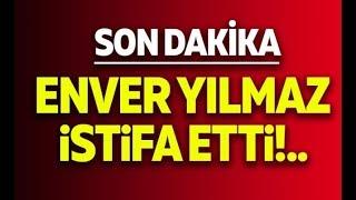 Ordu Büyükşehir Belediye Başkanı Enver Yılmaz İstifa Etti!