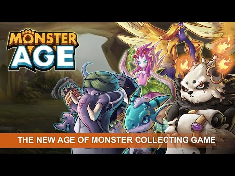 Monster Age Android Gameplay - Chapter 1: Evolution Drift [N]