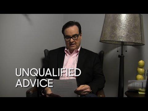Unqualified Advice: Steve Higgins