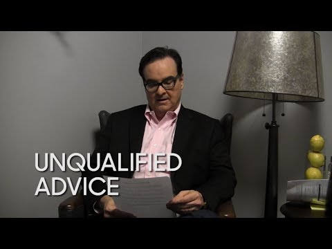 Thumbnail: Unqualified Advice: Steve Higgins