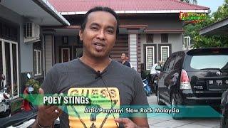 UCAPAN RAMADHAN oleh POEY STINGs Artis/Penyanyi Slow Rock Malaysia saat Berkunjung ke Dumai