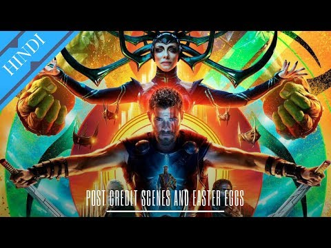 Thor: Ragnarok Post Credit Scene and Full Easter Eggs Explained in HINDI | SuperSuper
