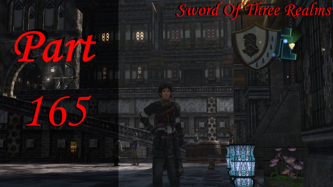 The last remnant part 165 sword of three realms 2 youtube the last remnant part 165 sword of three realms 2 malvernweather Choice Image
