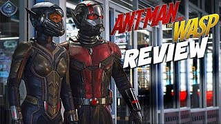 Ant-Man and the Wasp Movie Review! (No Spoilers)