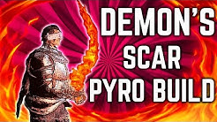 Dark Souls 3 Demon's Scar - Pyromancy Build