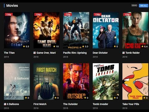 yify movie sites online