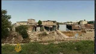 Rebuilding begins in Haiti (Subscribe to Al-Jazeera)