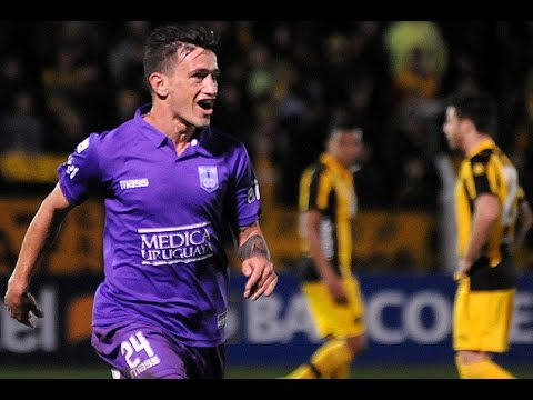 Defensor Sporting 3-1 Peñarol