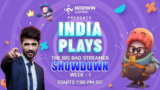 GIRTE HUYE LOG | IndiaPlays @NODWIN Gaming  #IndiaPlays