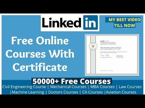 free-linkedin-learning-courses-with-certificate-|-degree-courses-|-short-online-courses