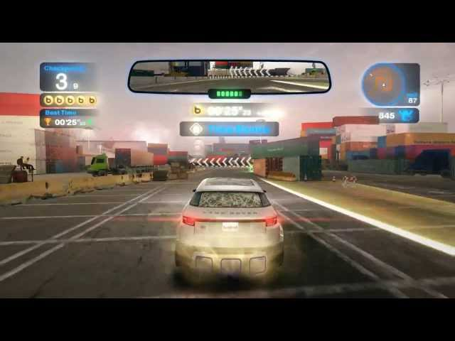Blur Walkthrough/Gameplay Part 1 HD1080p