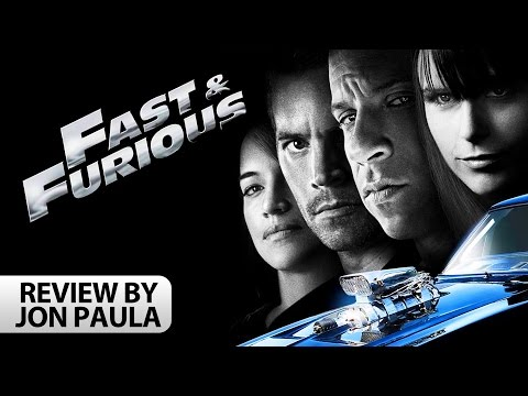 Fast & Furious (2009) -- Movie Review #JPMN