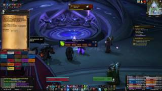 WoW Tomb of Sargeras (ToS) Normal. Full Raid.