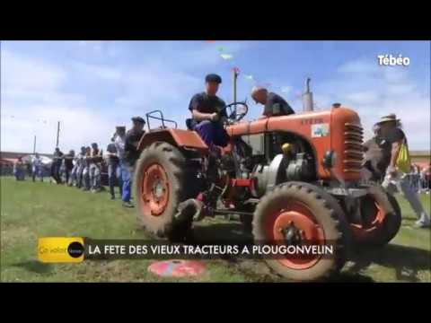 12eme f te des tracteurs anciens d 39 iroise plougonvelin 2017 youtube. Black Bedroom Furniture Sets. Home Design Ideas