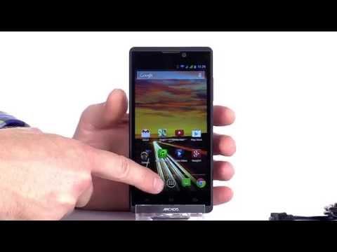 Archos Smartphone 2014 - 04 Bedienung und Einstellungen