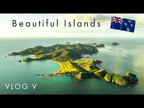 Beautiful Islands of New Zealand - Vlog 5