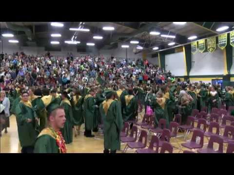 Show Low High School Commencement Ceremony 2015