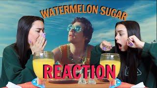 🍉Harry Styles Watermelon Sugar MUSIC VIDEO Reaction🍉