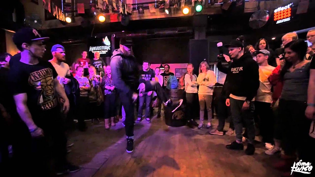 LIL GROWLER VS UGLY FATE | KRUMP 1/4 | FILL-U BATTLE - YouTube