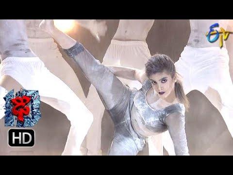 Aqsa Khan Performance | Dhee 10 |  30th  May 2018 | ETV Telugu