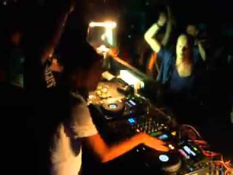 Marco Loco (Space Ibiza) live at Quinte KL