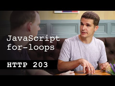 JavaScript for-loops are… complicated - HTTP203