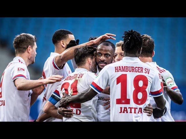 Elvis - Spielbericht | HSV 3:1 Regensburg / Saison 20/21 | #002
