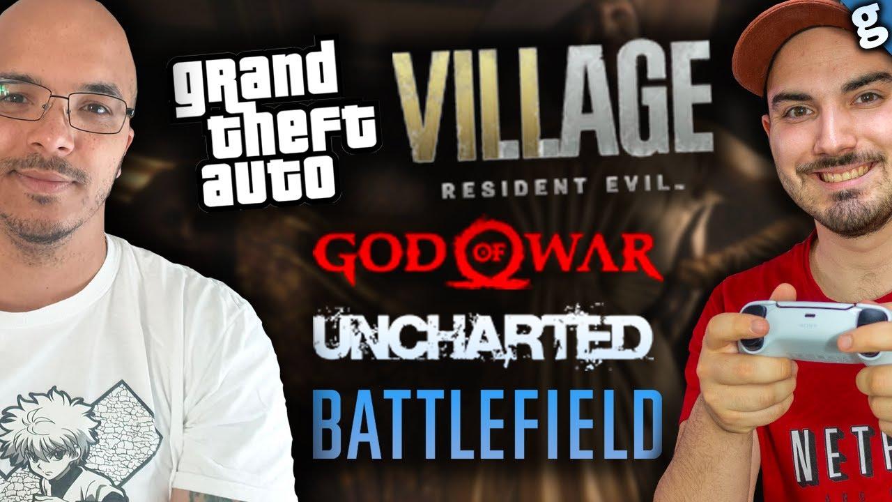 Resident Evil VILLAGE se dévoile ! Nouveau UNCHARTED en préparation ? PNJ sur GTA !