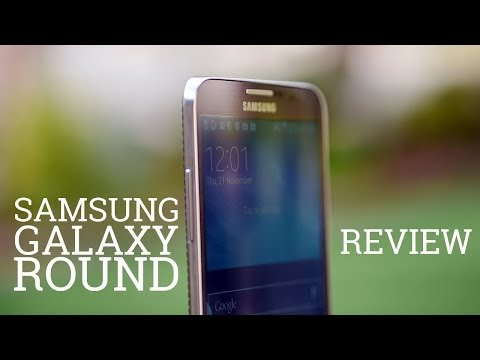 Samsung Galaxy Round Review