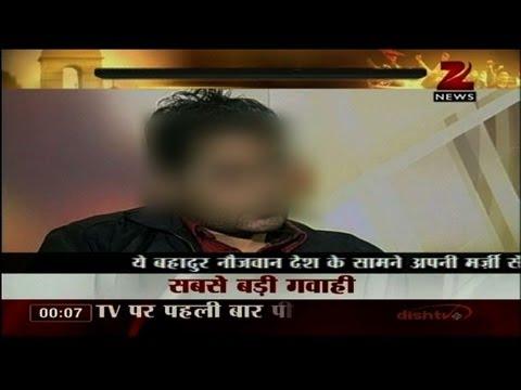 Boyfriend of Delhi rape victim speaks out