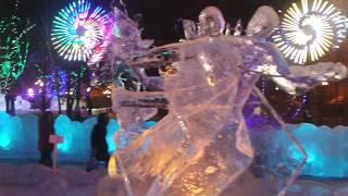 Хабаровск зимой