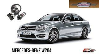 Mercedes-Benz W204 C180 - тест-драйв, обзор, AMG обвес City Car Driving 1.5.1(Mercedes-Benz W204 — 3-е поколение среднеразмерных престижных автомобилей С-класса немецкого автопроизводителя..., 2016-08-01T07:35:38.000Z)