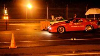 Sepang Drag Battle 2009 Round 1 vazmazz vs mutiara motors
