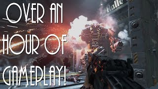 1+ Hour Of Wolfenstein II: The New Colossus Gameplay On MAX SETTINGS, 60 FPS!