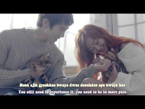 Engsub One way Love Hyorin Ft  Yoo Yeon Seok
