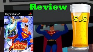 DBPG: Superman Shadow of Apokolips Review (PS2)
