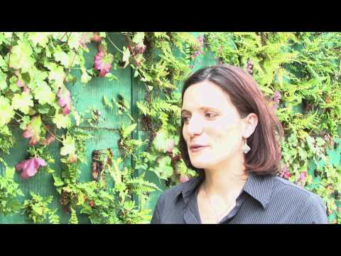 Caroline Chiquet talks about Staffordshire University's Green Wall research