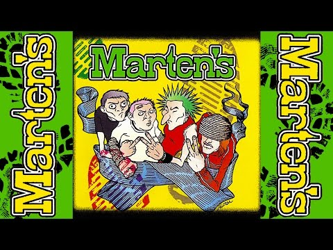 Marten's - Marten's (JAPAN OI! Pogopunk) (FULL ALBUM 1999)