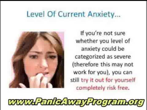 Naturally Treat Your Anxiety Symptoms and Panic Attacks - Mild to Severe Anxiety