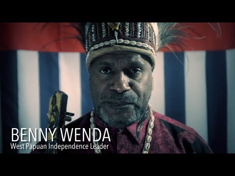 A message from West Papuan Independence Leader Benny Wenda