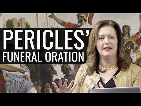 The Greatest Speech Of All Time: Pericles' Funeral Oration