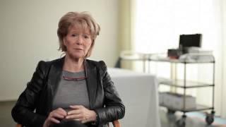 Christiane Hörbiger über den Tod: In Würde sterben