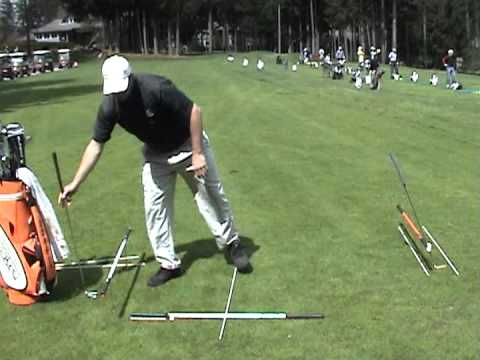 Golfer's Toolbox Demo
