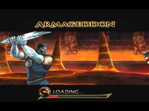 Mortal Kombat Armageddon - Sub-Zero Arcade Ladder