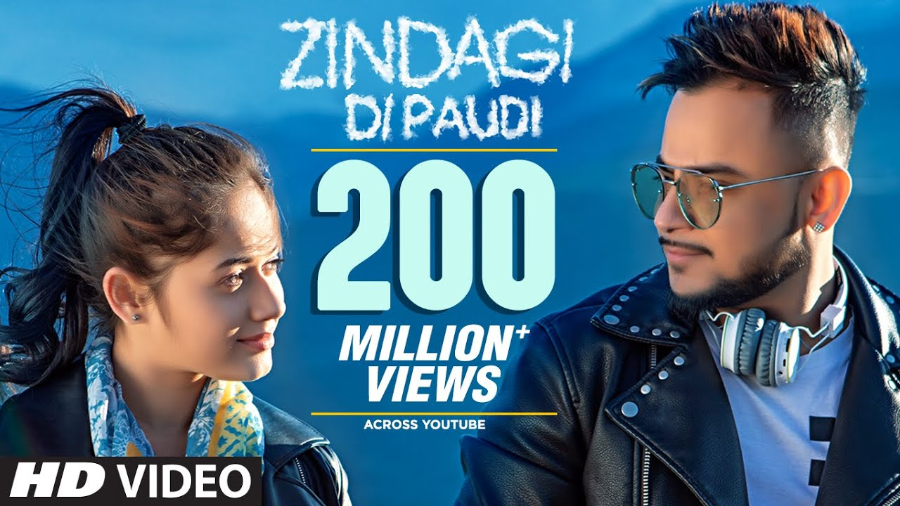 Zindagi Di Paudi Song: Millind Gaba | Bhushan Kumar | Jannat Zubair, Nirmaan, Shabby | New Song 2019