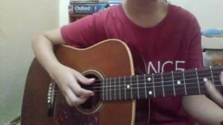 [kim ngân] Cover guitar - Tại sao? - Kiên