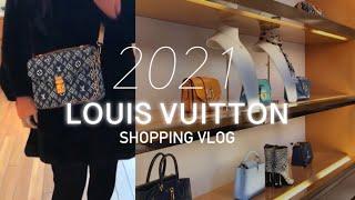 2021 Louis vuitton Shopping VL…