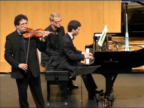 Marco Rizzi e Michele Gamba - Strauss: Violin and piano Sonata