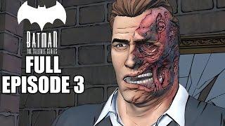 Batman New World Order - Full Episode 3 - PC Gameplay Walkthrough - The Telltale Series